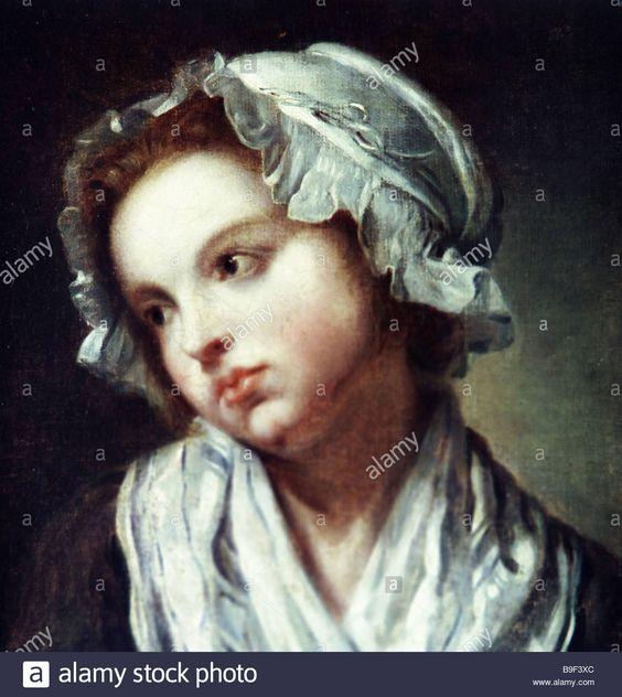 jean-baptiste-greuze-1725-1805-head-of-a-young-girl-state-pushkin-B9F3XC.jpg (1240×1390)
