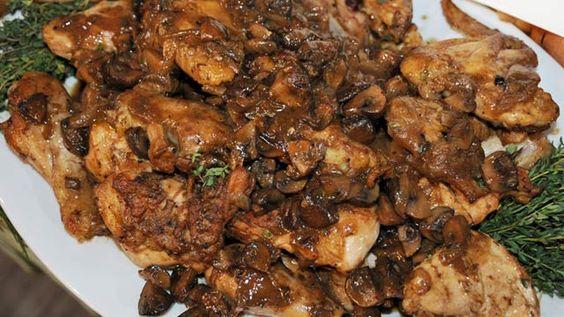 Rocco DiSpirito's Chicken Marsala | Recipe - ABC News