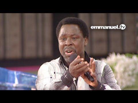 RELEASE YOURSELF | Mass Prayer With TB Joshua!!!