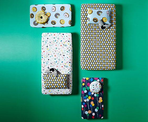 Harlequin Jester Standard Twin Fitted Sheet & Krispy Dreme Pillowcase Set