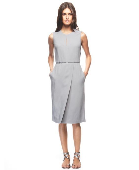 Franciso Costa for MACY's. I hope i see this in stores soon.: Fashion Styles, Hammell Calvinklein, Calvin Klein Dress, Wrap Dress, Costa Macy S, Brazil Inspired Collection, Costa S Brazil Inspired, Francisco Costa S