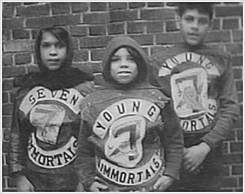 new york city street gangs in the s guerriers  new york city street gangs in the 70 s guerriers city streets street and city