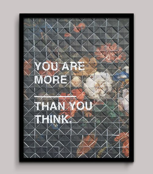 You Are More Than You Think by kirse