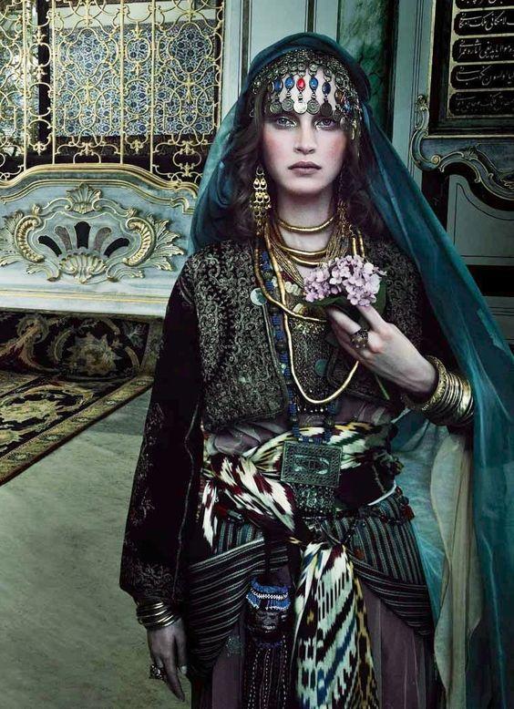 Ottoman woman: