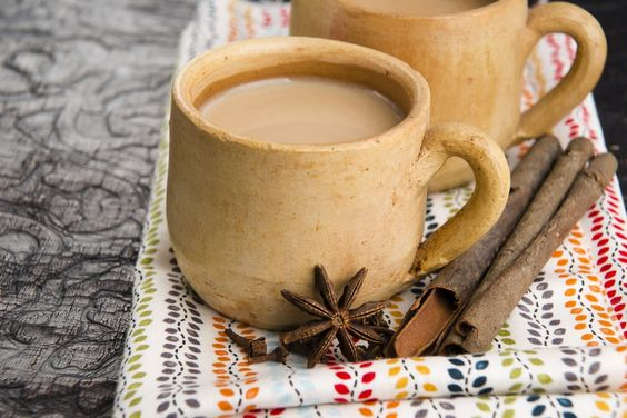 Try this delicious, healthier alternative to expensive coffee shop chai! By making this warm treat at home you are able to lessen the sugar and adjust flavors to your personal taste.