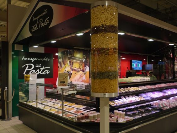 Edeka supermarket