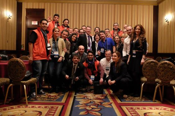 Congreso CRS Sellabration en Las Vegas Cristina Repáraz Inmobiliaria Monpas Home
