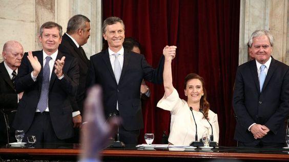 Mauricio Macri abre las sesiones del Congreso