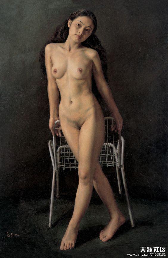Guan ZeJu - Chinese Nude #15