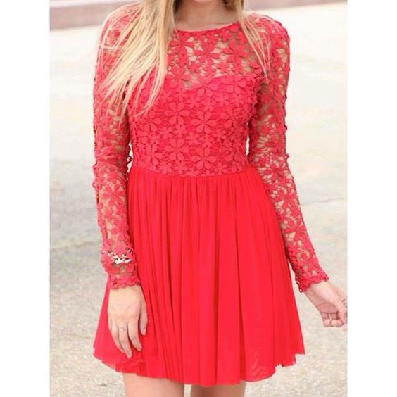 Red,lace,dresses,love it,Want it
