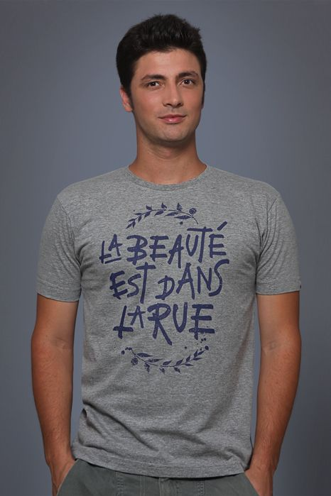 Camiseta Beauté