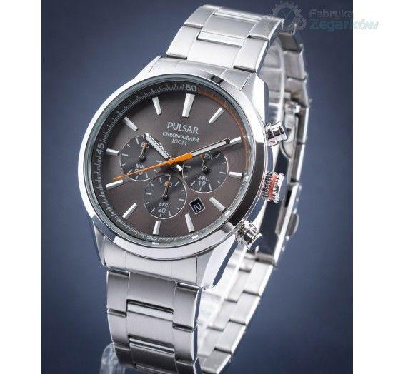 Zegarek Meski Pulsar Active Men Pt3725x1 Pulsar Rolex Watches Men