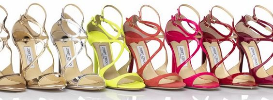 Jimmy Choo iconic Lance strappy sandals