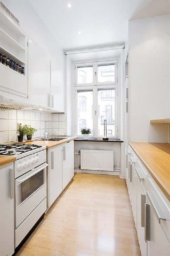 interior design sweden - Small apartment kitchen, partment kitchen and Small apartments on ...