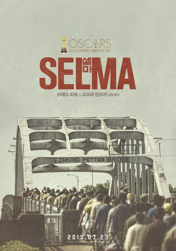 Film :: Alternative Graphics   PROPAGANDA ::   셀마 Selma