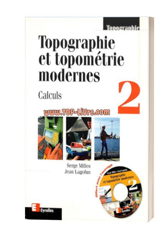 TÉLÉCHARGER TOPOGRAPHIE ET TOPOMÉTRIE MODERNES TOME 2 PDF