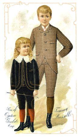 Printables Niños, De Los Niños Del Victorian, Traje Victoriano, Ropa  Victoriana, Moda Victoriana, Muchachos De Los Hombres, Dimages  Correspondientes,