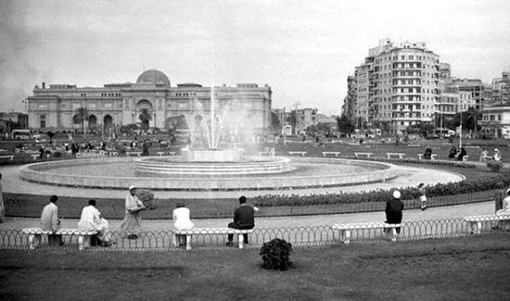 A history of Tahrir (+photos) - Your Middle East