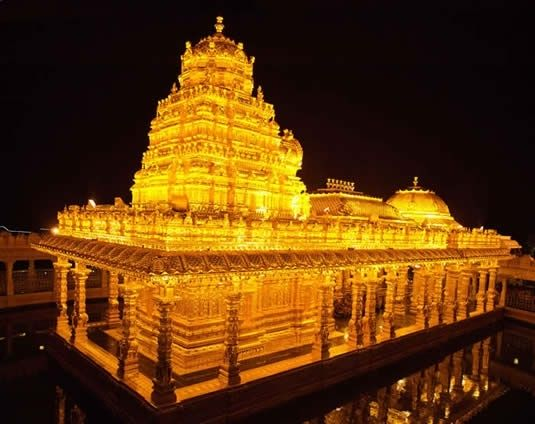 What Are The Best Places To Visit For One Day Trips Around Chennai Quora Golden Temple Indian Temple Architecture Temple