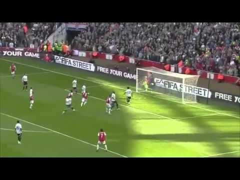 arsenal demolishing Tottenham by 5-2