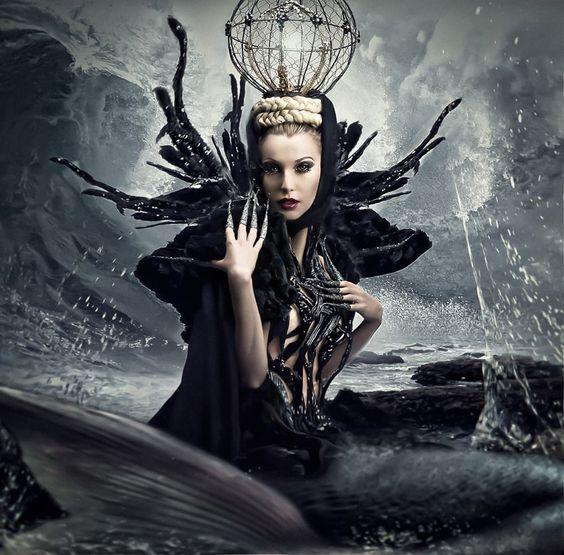 Photographer: Will Dy Stylist/Hair/Makeup: Ivy kep Peralta Designer: Ruben Santos Model: Natalia Gazova
