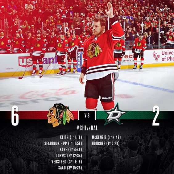 nhlblackhawks's photo on Instagram
