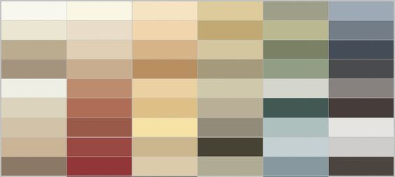 vinyl siding paint color options by benjamin moore revive
