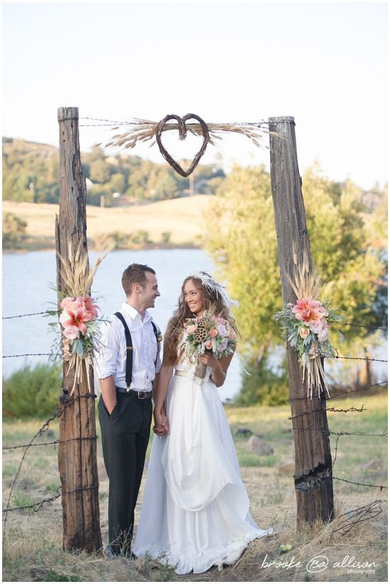 bohemian wedding | bohemian wedding inspiration #brookeallisonphotography #wedding # ...