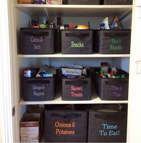 need to organize your pantry or closet we have these awesome totes for awesome organize office
