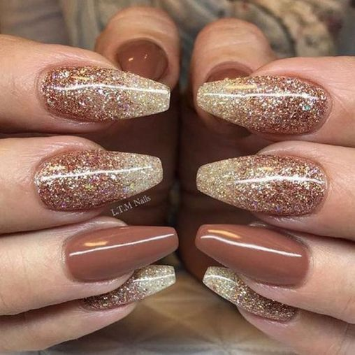 A Simple Tip About Gel Nails Ideas For Fall Autumn Art Designs Uncovered Apikhome Com Simple Fall Nails Fall Nail Designs Cute Nails For Fall