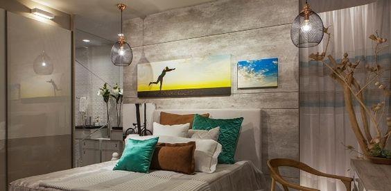 Com a cara do dono: 4 estilos diferentes para decorar o quarto