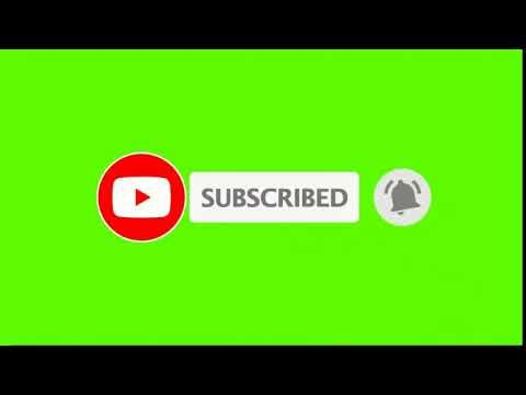 Green Screen Subscribe Button No Copyright Mp4 T897f144f 540p Youtube Youtube Banner Backgrounds Youtube Logo First Youtube Video Ideas