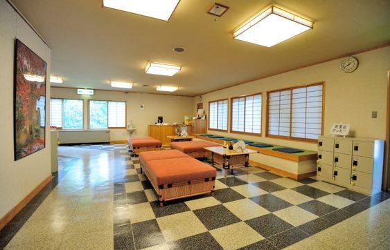 Information on facilities in the facility | Hakone Yumoto Onsen Yoshiike Ryokan