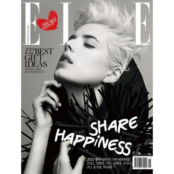 Agyness Deyn Art8amby's Blog ❤ liked on Polyvore featuring magazine cover and magazine