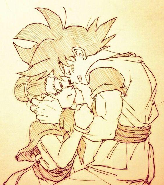 Goku chichi dbx