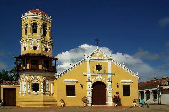 Mompox. Bolivar