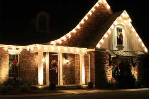 #holidaylights #christmaslights #garland  www.iawlight.com