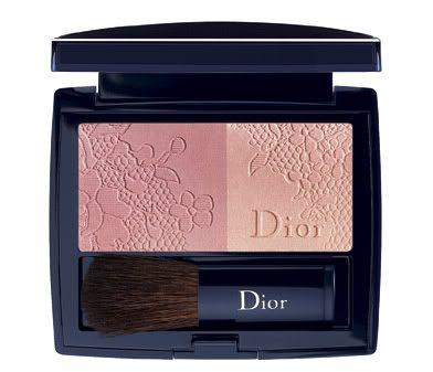 Pink Dior blusher