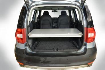 Schlafsystem Skoda Yeti Schlafsysteme Minivan Und Beifahrersitz