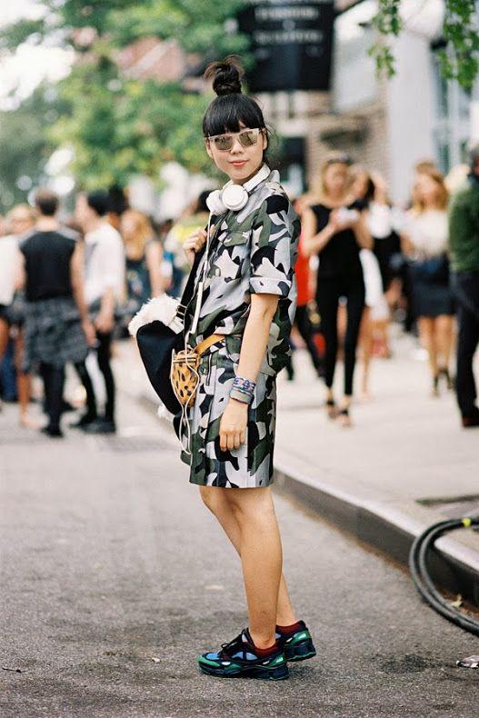 Vanessa Jackman: New York Fashion Week SS 2014....Susie