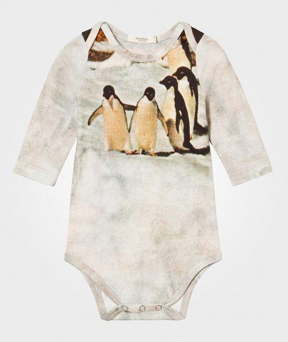 Popupshop Penguin Baby Body Penguin