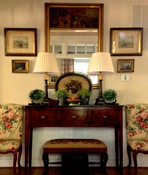 Pin By Karen Crawn On Home Decor: English Country Decor, English And Karen O'neil On Pinterest