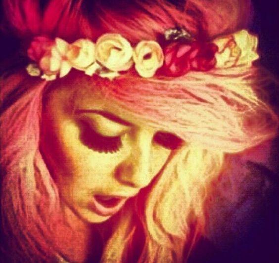 Sweet pink fairy