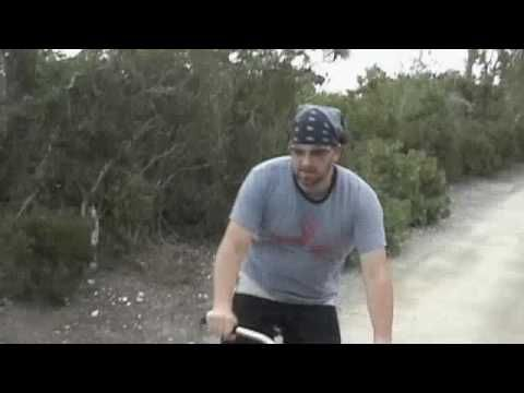 Castaway Crash - A biking accident on Disney's private island in the bahamas - Castaway Cay