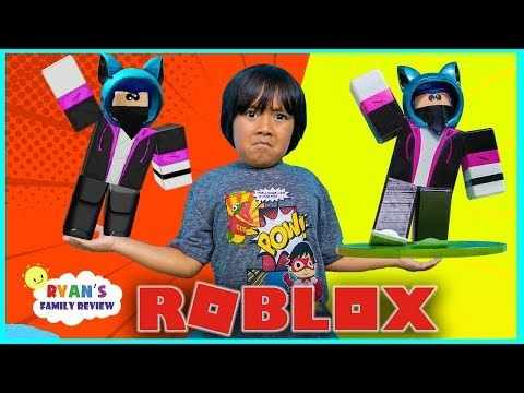 Funny Youtube Roblox People We Made Ryan S Roblox Character Into 3d Toys In Real Life Youtube Roblox Real Life Ryan Toys