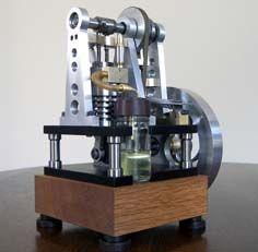 Otto 4-stroke engine