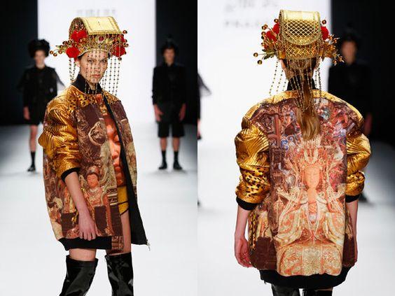 好驕傲! 台灣媽祖登柏林時裝周發光 | ETfashion時尚雲 | ETtoday東森新聞雲