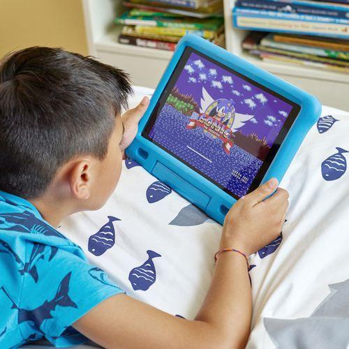 Amazon Fire Hd 10 Kids Edition 2019 Release 10 1 Tablet 32gb Pink B07kd718k4 Best Buy Fire Hd 10 Kindle Fire Kids Fire Kids