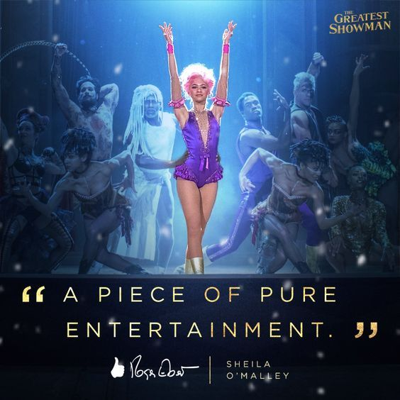 Now Playing Audiences Everywhere Are Going Wild For The Musical Must See Of The Holiday Season Showman The Greatest Showman Musicals
