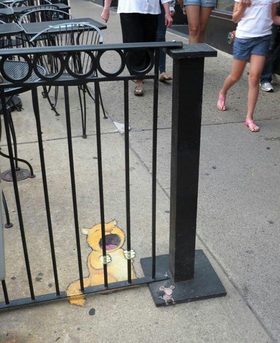 Émile vient de mettre lucifer derrière les barreaux 🐭